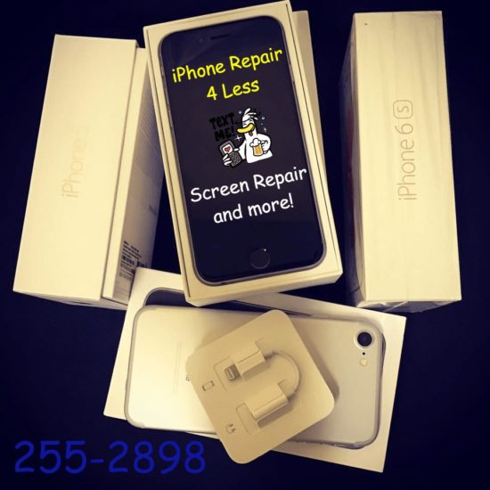 iPhone Repair 4 Less Phones