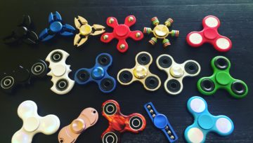 Fidget Spinners! Therapy or a Fad?