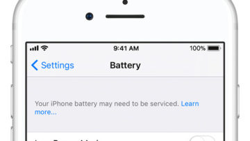 Is Your iPhone Battery Slowing You Down?