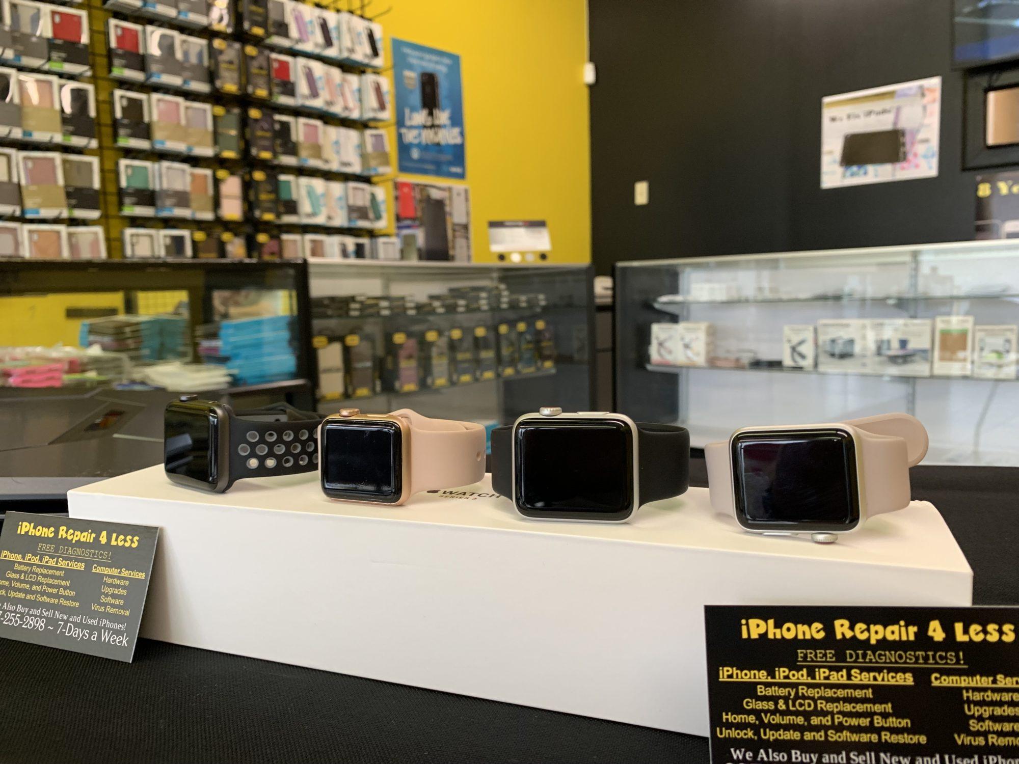 Apple Watch Giveaway! | iPhone Repair 4 Less